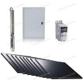 Système de pompe solaire 1,5 kW