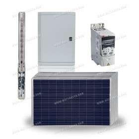 Système de pompe solaire 15 kW