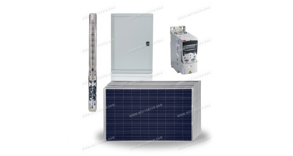 Solar Pumping System 11 kW