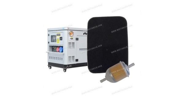 IC210 maintenance set for generators