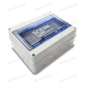 Coffret de protection AC 230V monophasé - 25A - 300mA