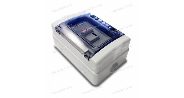 Coffret avec fusible pour batterie - 32A, 50A ou 100A