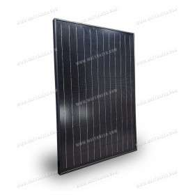 Solar panel 12V 100Wc monocrystalline black serie