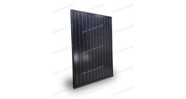 Panneau solaire MX 12V 100Wc monocristallin black serie