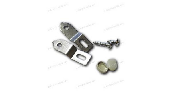 Coffret de mise en parallèle 4 entrées avec parafoudre et disjoncteur