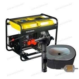 Kit de maintenance pour groupe électrogène D400