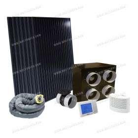 Système aérovoltaïque SMART'AIR V3