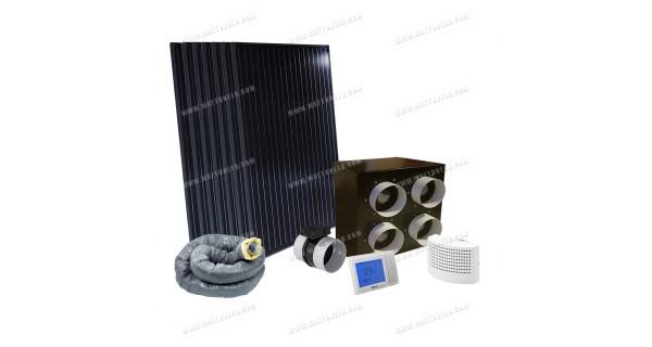 SMART'AIR V1 aerovoltaic system