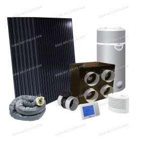 Système aérovoltaïque SMART'AIR V4