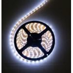 Ruban LED 3528 blanc chaud 120 LED/m transfo inclus