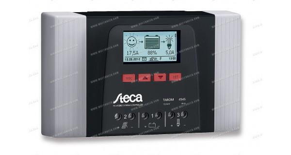 Régulateur solaire Steca Tarom PWM 4545