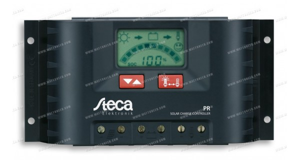 Steca PR 1010 PWM Charge Controller