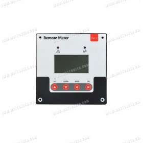 RM5 display for SRNE controller