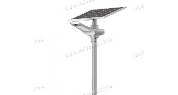 Solar Street Light - 100w Standalone LED - 30W Panel