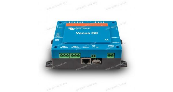 Victron Venus GX control panel