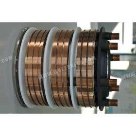 Sliprings - Slip rings for unloading power