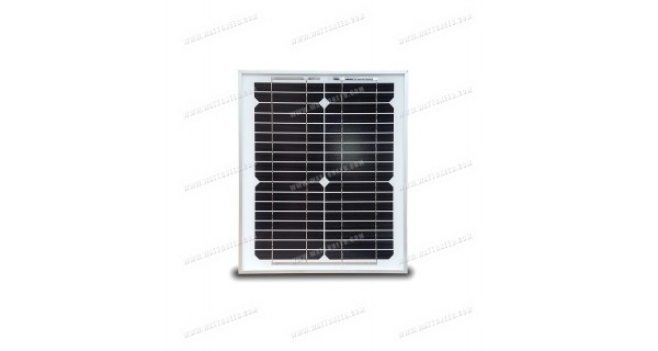 20Wp solar kit - 28Ah - 12V