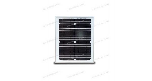 Kit solaire 20Wc - 28Ah - 12V