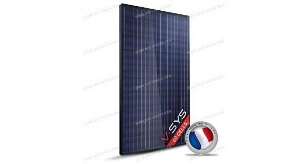 Panneau solaire V-SYS 260Wc