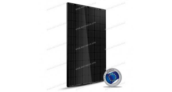 Panneau solaire BenQ 300Wc monocristallin full black