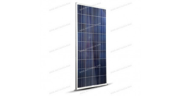 Poly Solar Panel 150wp 12v