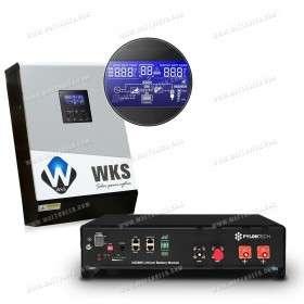 WKS 3 kVA 48V anti-cut kit - UPS LITHIUM