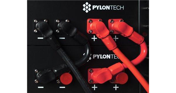 Pylontech Lithium battery connection