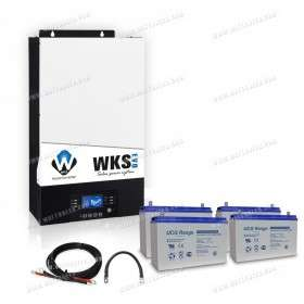 Uninterruptible power supply WKS 5 kVA 48V