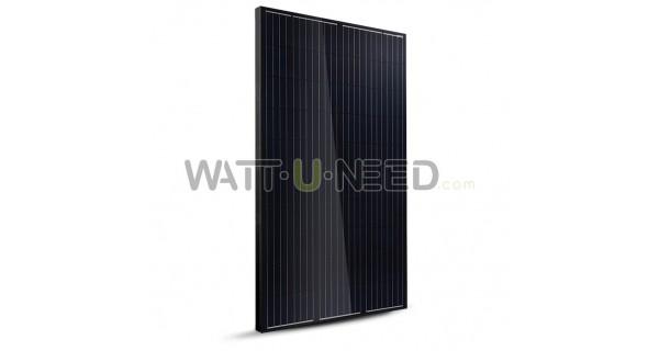 Panneau solaire LONGi Solar 295Wc monocristallin full black
