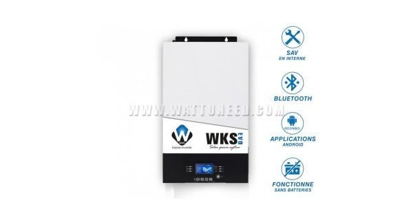 Solar inverter hybrid WKS EVO