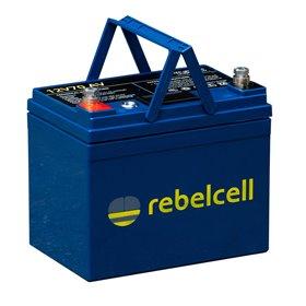 RebelCell 12V 70Ah Lithium battery