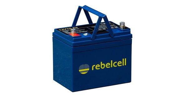 RebelCell Batterie Lithium 12V 70Ah