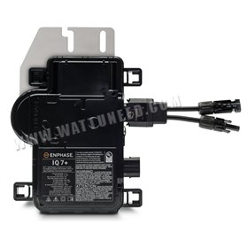 Micro inlay Enphase iQ7 and IQ7+
