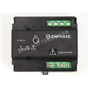 Enphase relay Q (multiphase)