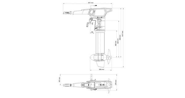 Schéma explicatif du moteur
