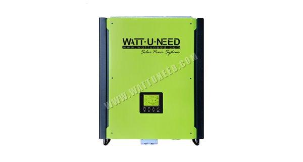 Hybrid inverter 5kW grid injection - storage Multisolar