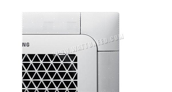 Samsung Wind Free 1-way 2 cassette heat pump 6kW