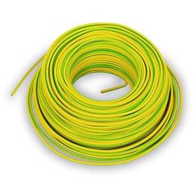 Câble de terre H07V-K ECA 16 mm2 - 1m