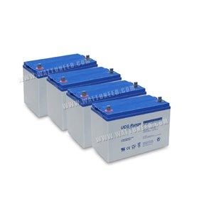 5kWh GEL battery park
