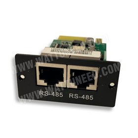 RS485 card for hybrid inlefonor