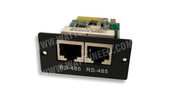Carte RS485 pour onduleur hybride