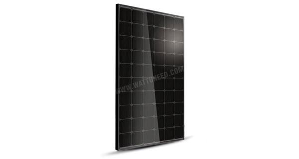Solar Panel BenQ AUO SunBravo 320Wc single-crystal one full black
