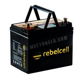 RebelCell Battery Lithium 12V 50Ah