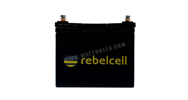 RebelCell 12V 50Ah Lithium battery