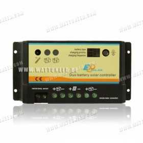 Epsolar Duo Battery PWM 12V / 24V - 20A