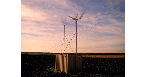 Superwind 1250W 24V wind turbine
