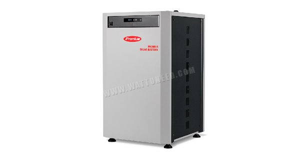 Fronius Lithium Battery - From 4.5 to 12 kWh