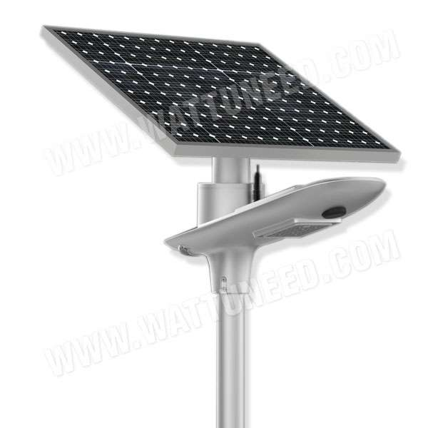 Solar Lamp Post Led Autonomous We 10w