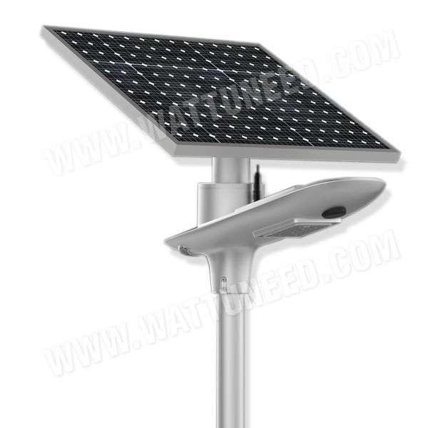 Solar Lamp Post Led Autonomous We 15w 65w Panel