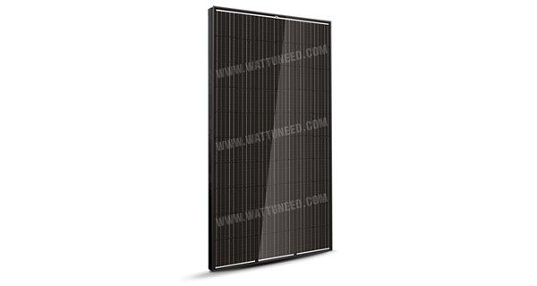 Solar panel TrinaSolar poly 285Wc half cells